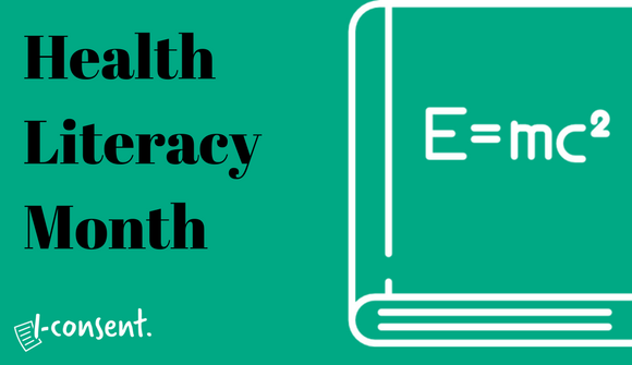 Informed Consent - Health Literacy Month