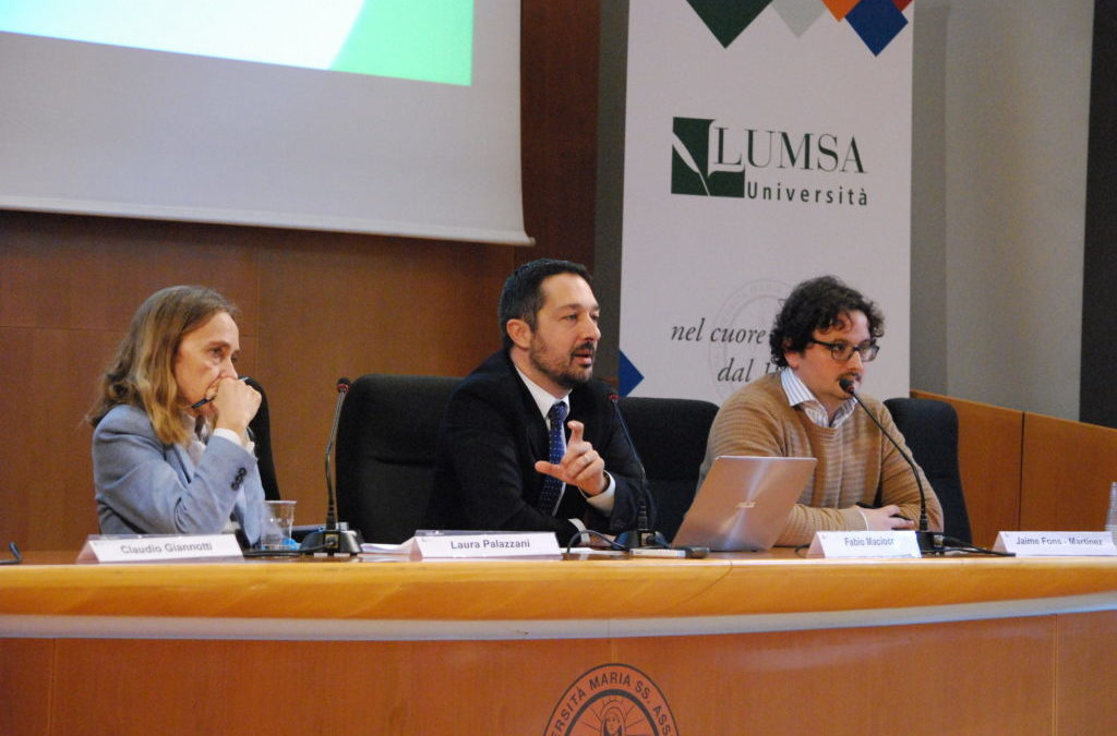 i-CONSENT presents first results in Rome