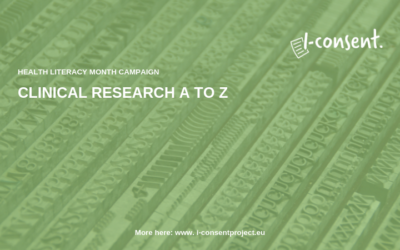 Clinical Research i-CONSENT A to Z