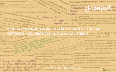 'Social' informed consent or the end of the gap between adolescents and clinical trials