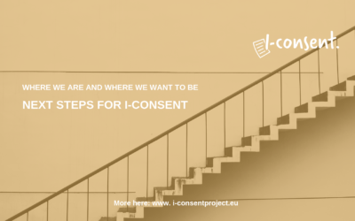 Next steps for i-CONSENT