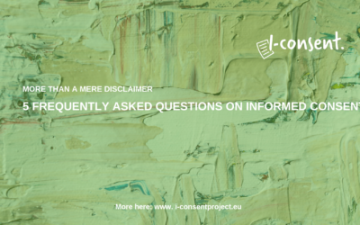 5 frequently asked questions (FAQs) on Informed Consent