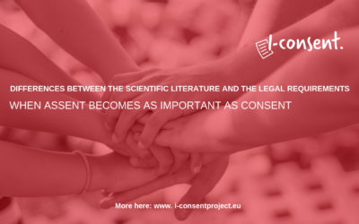 When assent becomes as important as consent
