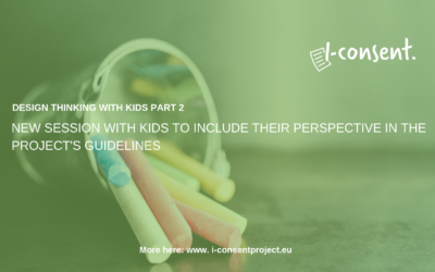 New session with kids to include their perspective in the project's guidelines