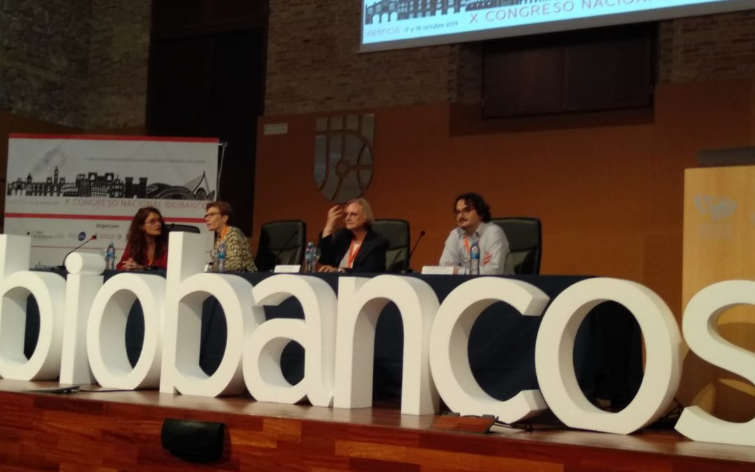 i-CONSENT at the X Congress of Spanish Biobanks