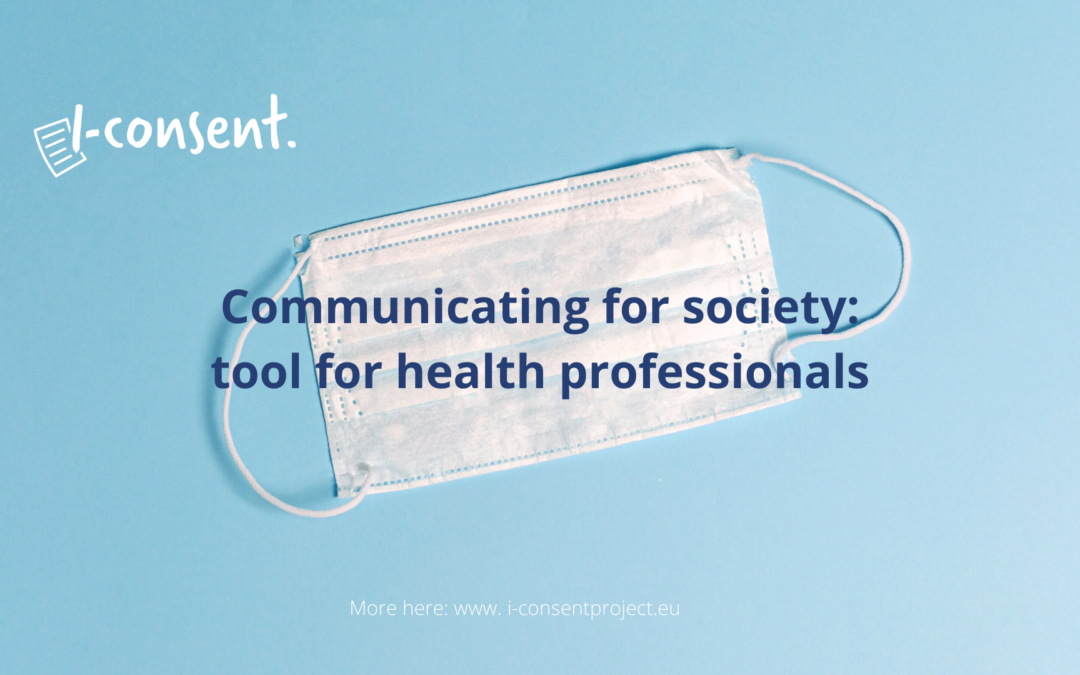iCONSENT tool for healthcare professionals