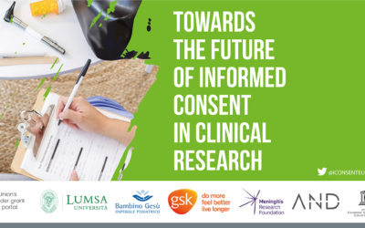 Final Event: Towards the future of informed consent in clinical research